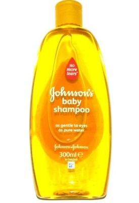 "Johnson's Baby Shampoo 300ml ""no more tears"""
