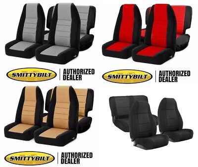 Admirable Smittybilt Complete Custom Fit Neoprene Seat Covers 1991 Unemploymentrelief Wooden Chair Designs For Living Room Unemploymentrelieforg