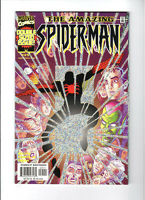 The Amazing Spider-Man #25 Foil Cover NM (Jan 2001, Marvel)