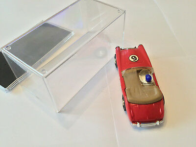 Vintage Tri-ang Scalextric Slot Car - MM/C74 Austin Healey 3000 (Red)