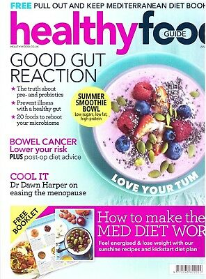 Healthy Food Guide Magazine - Issue 85 - July 2018