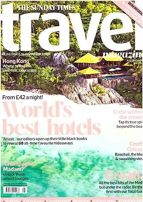 The Sunday Times Travel Magazine - Issue 175 - August 2018