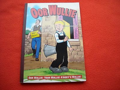 Oor Wullie Annual 2000 In Very Good Plus/excellent Condition Scarce