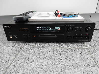 Sony MDS-JE730 Minidisc Recorder Player