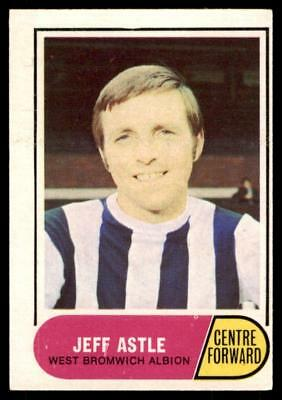 A&BC Football Green Back 1969 (B3) Jeff Astle - West Bromwich Albion No. 94