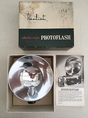 Boxed Stereo Realist Flash