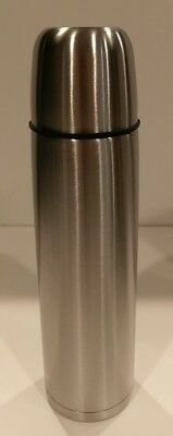 VRD-05 Timolino Vizio  17-Ounce Bistro Vacuum Bottle Thermos, Brushed Stainless