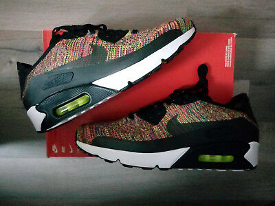 size 40 69a17 2aa12 Nike Air Max 90 Ultra Flyknit Taille 44.5 Multi-Color