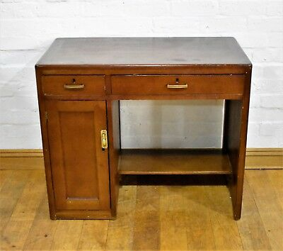 Antique vintage writing desk