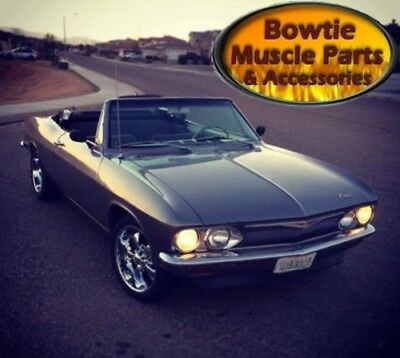 65 66 67 68 69 Corvair Front Spoiler - Driver Quality
