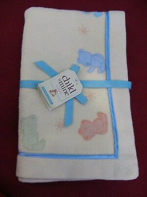 Child of Mine Baby Blanket by Carters NWT