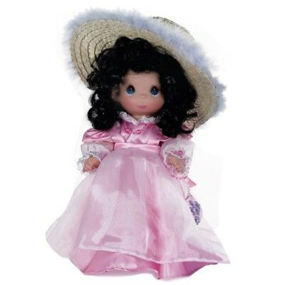 Precious Moments 12 Inch Doll, 'Glamour Girls', Brunette, New in Box/Tag, 4758