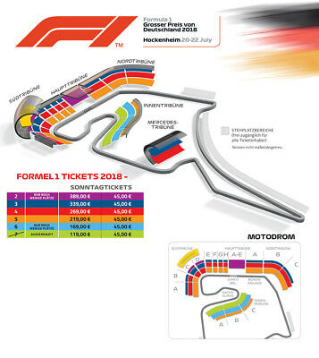 formel 1 ticket hockenheim hockenheimring s dtrib ne c. Black Bedroom Furniture Sets. Home Design Ideas