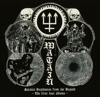 Satanic Deathnoise From The Beyond (4CD Box)