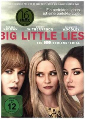 Big Little Lies, 3 DVDs