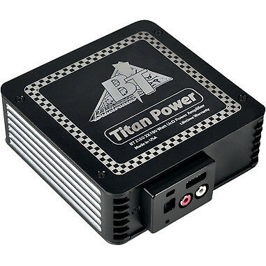 Biketronics BT2180 Amp 180 Watts X 2 Channel for Harley FLHT / FLTR