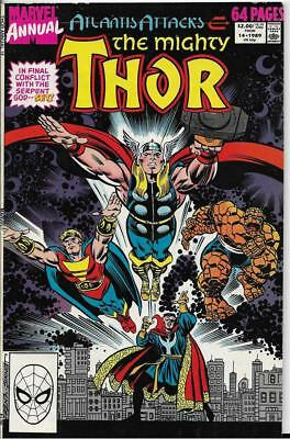 Thor Annual #14 (1989, Marvel) FN ONLY $1.00