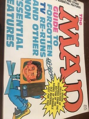 Australian Mad: The Mad Guide To Re-Runs & Other Non Essentials - Horwitz 1988