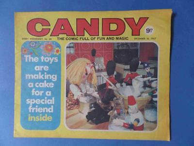 Candy 48 1967 Gerry Anderson Very Rare! Nice!