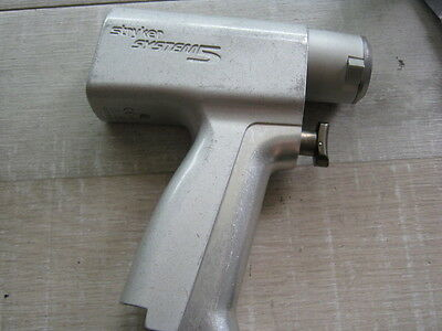 USED Stryker System 5 4203 Rotary Handpiece