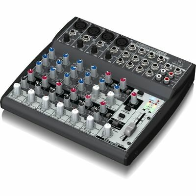 Behringer Behringer - 1202 XENYX Mixer, Xenyx Preamps