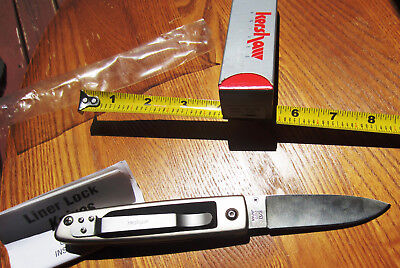 Kershaw KAI Model 2420 Folding Knife Made in Japan -Discontinued, New in Box!