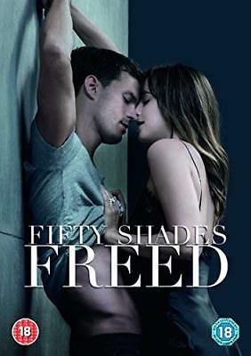 Fifty Shades Freed DVD + digital download  New (DVD  2018)