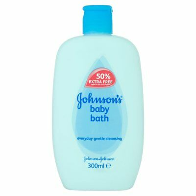 Johnsons Baby Bath Liquid No More Tears Gentle 300ml