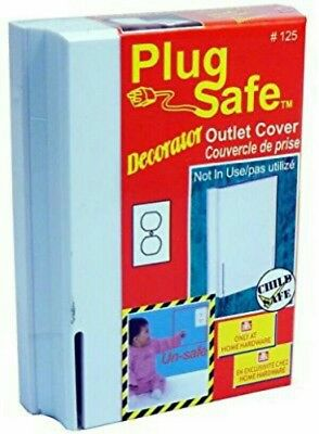Plug Safe Decorator Outlet Covers For Child Proofing Your Home - Cover #126