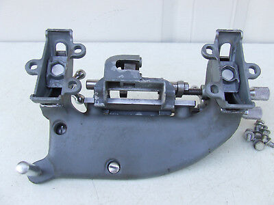 """Rockwell/Delta-No.28-290 14"""" Band Saw - Trunnion Assembly w/Lower Guide Assembly"""