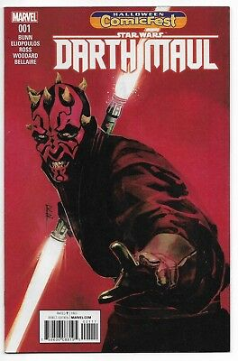 2017 Marvel Comics #1 Star Wars Darth Maul Halloween ComicFest
