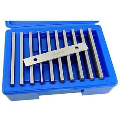 """Machinist's Thin Hand Tools Parallel Bar Set - 10 Pair 1/8"""" X 6"""""""