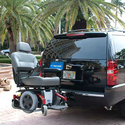 harmar al300 fusion wheelchair & scooter lift, - 3 yr warranty - 2019 model