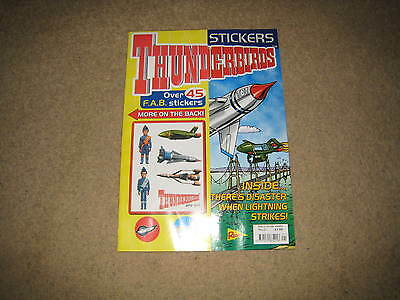 Redan Thunderbirds Comic Issue 21 INC. FREE GIFT (from early 2000s)