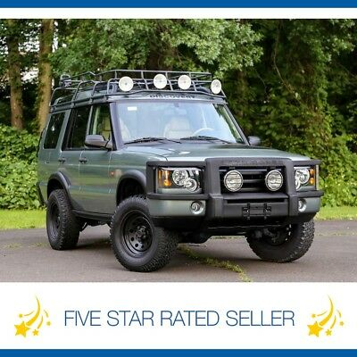 Land Rover Discovery Special Vehicle 1 Owner 42K mi Texas 7seats CARFAX 2004 Land Rover Discovery Special Vehicle 1 Owner 42K mi Texas 7seats CARFAX