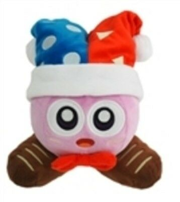 "Little Buddy Kirby Adventure Marx 6"" Plush"