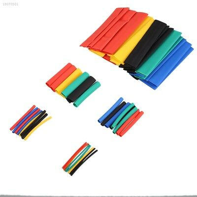 328Pcs Heat Shrink Wire Wrap Sleeves Tubing Electrical Connection Cable AF0CCD1