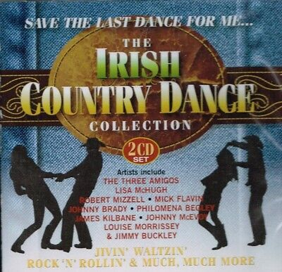 "THE IRISH COUNTRY DANCE COLLECTION ""Save The Last Dance For Me.."" 2CD Set"