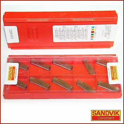 *** Sale *** N123J2-0500-0004-Tf 1125 Sandvik *** 10 Inserts *** Factory Pack **