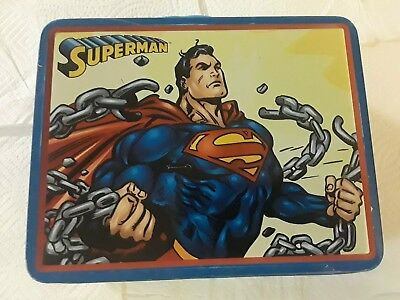 Superman Lunchbox! Awesome Superman lunchbox! You'll love this Super Lunchbox!