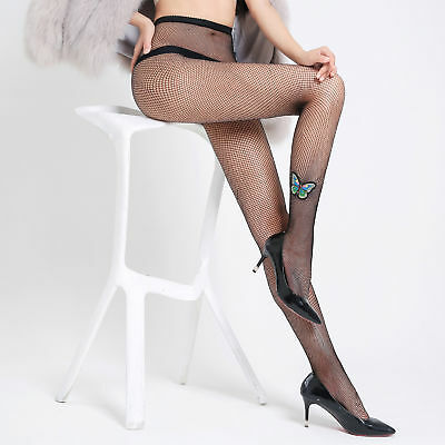 Sexy lingerie Butterfly Tights fishnet Stockings Bodystocking pantyhose  A111