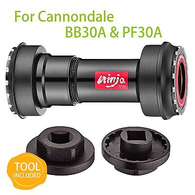 BB89.5 /& BB92 For 24mm BB86 Mortop CERAMIC bearing Pressfit Bottom Bracket BB86