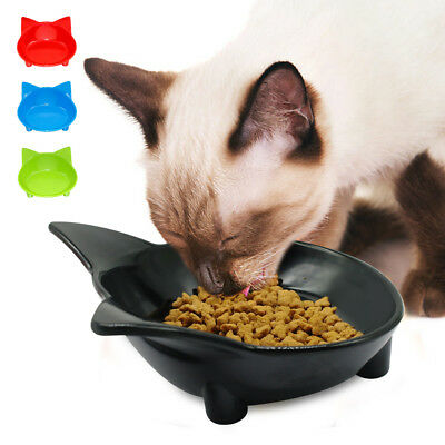 Cat Dog Feeding Bowl Puppy Food Dish Container Puppy Drink Water Bowl Non Slip