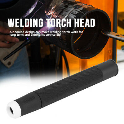 WP-26P Straight TIG Welding Torch Pencil Head Body 200A Air-Cooled With Handle