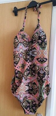 George Maternity swimsuit - Size 24 Paisley Design in Excellent condition