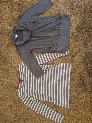 Oh Baby Large Maternity Top Lot