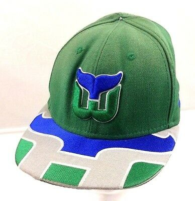 8f6d5e09a99 HARTFORD WHALERS NEW Era 59FIFTY NHL Vintage Men s Fitted Cap Hat ...