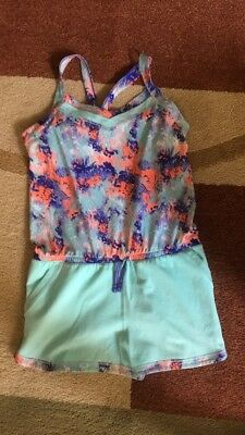 Ivivva Age 12 All In One/Romper