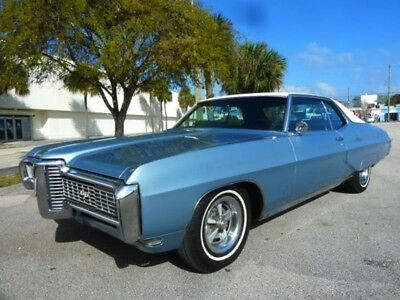 Grand Prix V8, 400ci, 6.6 LITER ENGINE 1968 PONTIAC GRAND PRIX - V8, 6.6L - ABSOLUTELY STUNNING! A TRUE CLASSIC!