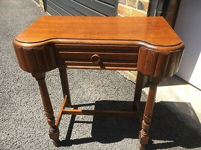 small hall table,console table,vintage,1920's
